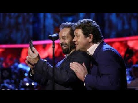michael ball and alfie boe acting like an old married couple for 11 minutes feat. a lotta singing
