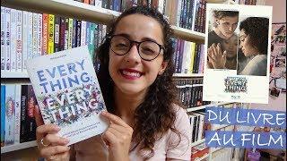 Du livre au film   Everything Everything ♥ de Nicola Yoon