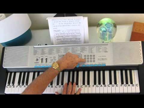 How to Play ~ You Raise Me Up ~ Josh Groban ~ LetterNotePlayer ©