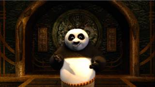 KINECT: Kung Fu Panda 2 - Gameplay Xbox 360 HD DE
