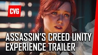 ‪Assassin's Creed Unity Experience Trailer: New Gameplay, New Engine‬