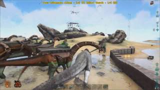 Raiding Mega Tribe ! Server 1 Falls The End Of VVG! Official PvP