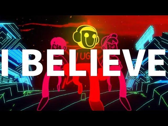 U.G & WhoDaShi -【I BELIEVE 】ft. 陈恒嘉
