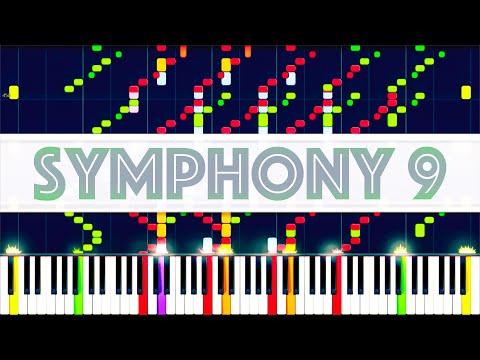 """Beethoven: """"Choral"""" Symphony No. 9 // KARAJAN"""