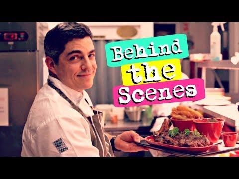 BEHIND THE SCENES IN AN IRISH KITCHEN! | Off the Bone Gastro Pub | Limerick, Ireland