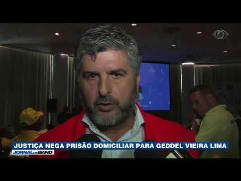 Justiça Nega Prisão Domiciliar Para Geddel Vieira Lima