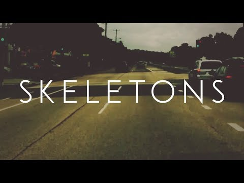 Real Friends - Skeletons (Cover + Lyric Video)
