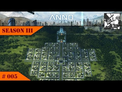 Anno 2205: SIII #005 Beauty Inc. Central Layout!