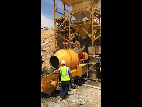 Mezcladora De Concreto Tipo Tambor thumbnail