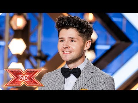 Can Russell Jones make a deal with the Judges? | Auditions Week 3 | The X Factor 2017