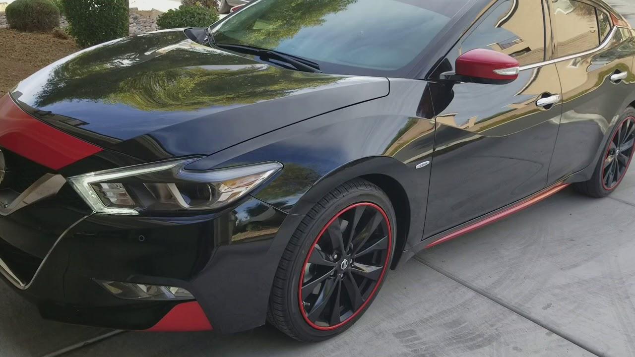 2017 Nissan Maxima Nismo My Special Edition