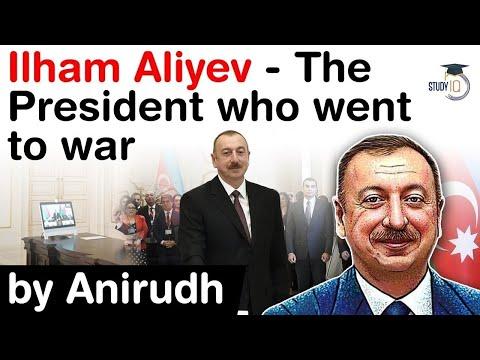 Ilham Aliyev Azerbaijan President Who Went To War, Know Nagorno Karabakh Region's History \u0026 Present