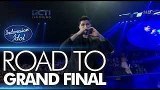 Video THE SCRIPT - SUPERHEROES - Road To Grand Final - Indonesian Idol 2018 download MP3, 3GP, MP4, WEBM, AVI, FLV April 2018