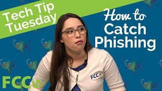 How to Spot a Phishing Email - Fun with Phishing   Tech Tip Tuesday