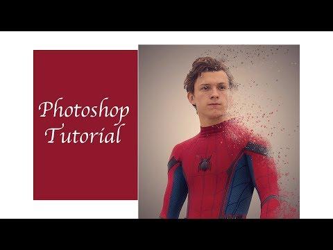 Photoshop Tutorial -Dispersion thumbnail