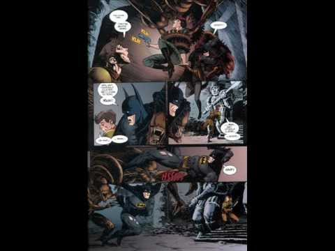 Batman vs. Aliens (Full Comic Scan!)