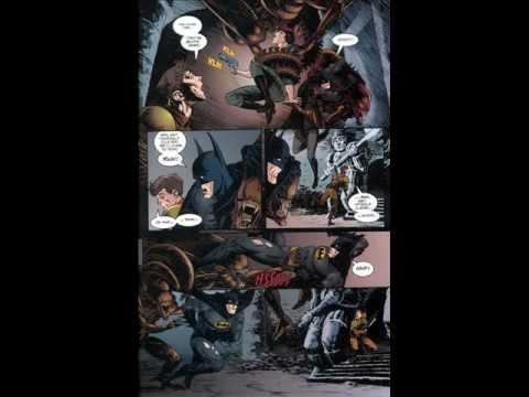 batman vs alien by - photo #35