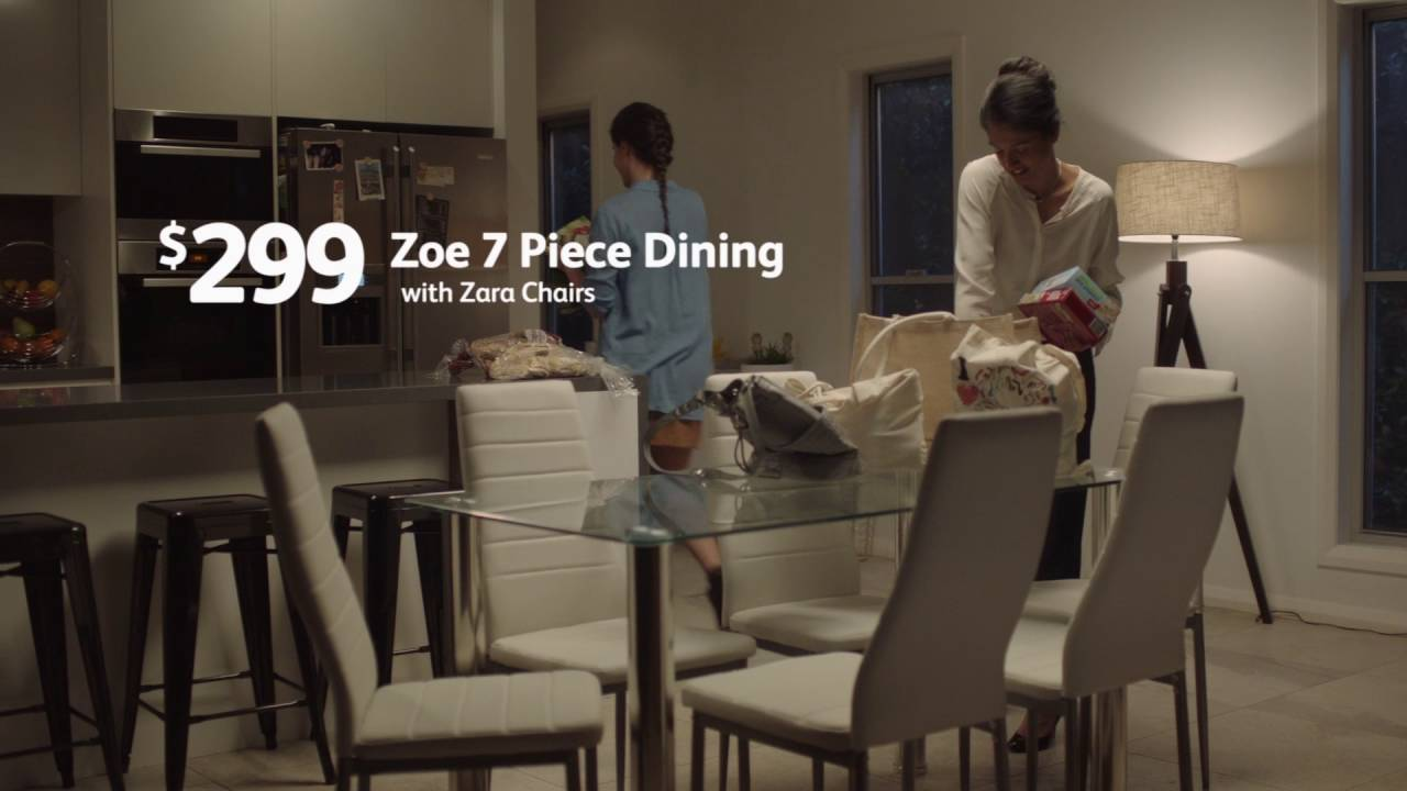 fantastic furniture tv commercial bondi bed zoe dining table collins sofa set youtube - Furniture Bondi
