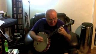 Tishomingo Blues-Eddy Davis-Tenor Banjo