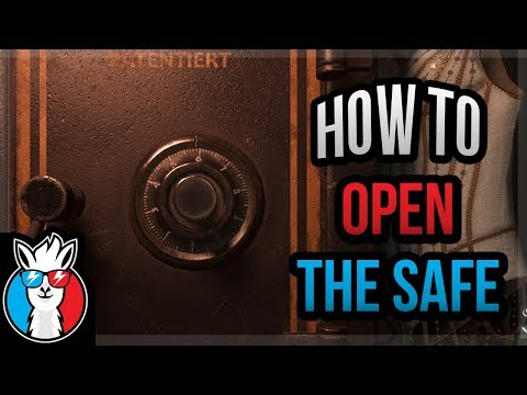 How to Open the Safe in the Shadowed Throne