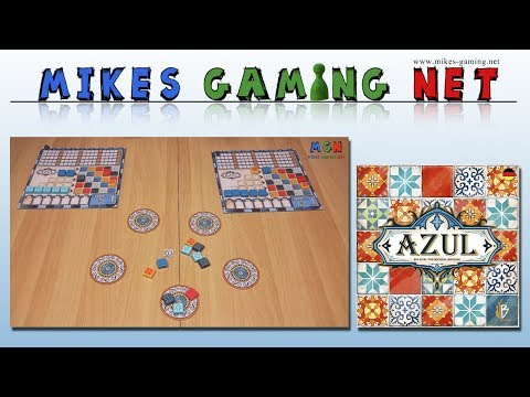 Azul - Neue Version -   Verlag: PlanB Games