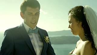 Наша свадьба на Санторини alexey + svetlana(Мы поженились 15 сентября 2013 года на острове любви Санторини., 2014-01-11T10:12:51.000Z)