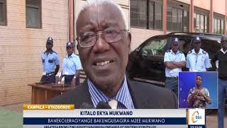 Banekoleragyange Bakungubagira Mzee Mukwano Amirali Karmali