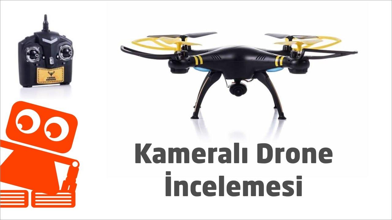 92df3e66ce0 Kameralı Drone (Multikopter) İncelemesi ve Yapımı (Corby) | Robotistan