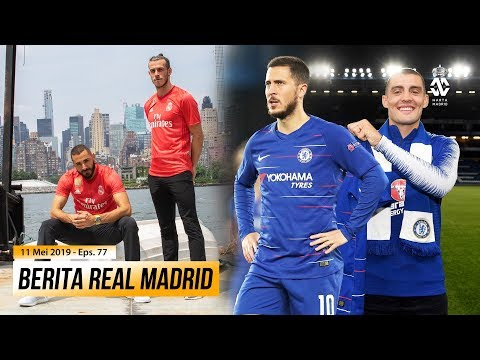 Real Madrid Jadi Tim Dengan Sponsor Apparel Termahal ● Kesepakatan Transfer Chelsea Dan Real Madrid
