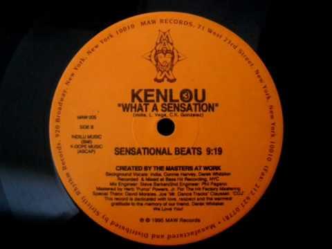 Kenlou - Sensational Beats (Masters At Work)