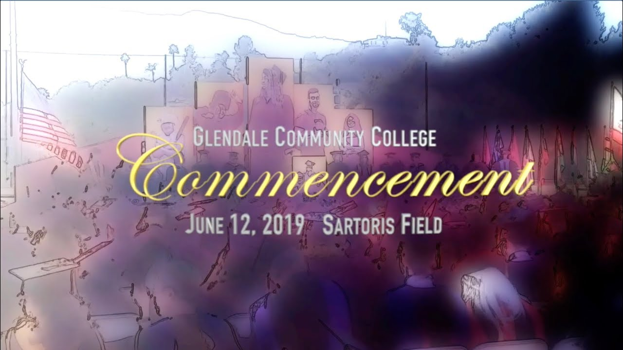 Graduation Day   Glendale Community College