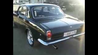 """ГАЗ-24-34 """"Волга"""" двигатель V8"""