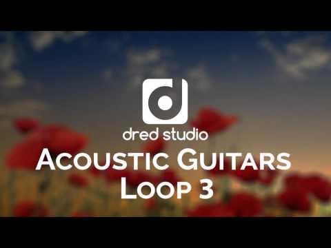 'Acoustic Guitars Loop 3' (royalty free music)