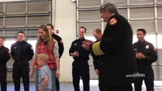 PrescottFire Pinning Promotions