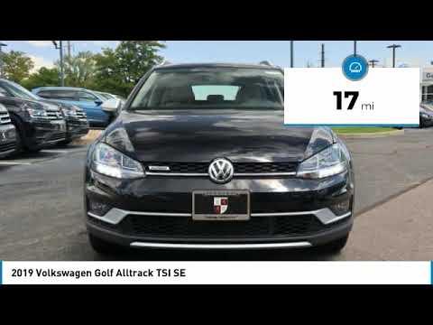 2019 Volkswagen Golf Alltrack Boulder Colorado M500817T