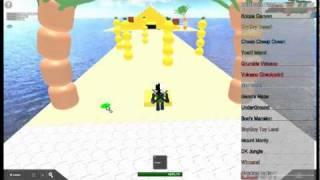 Roblox- Super Mario Land La partie du film1