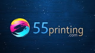 New Intro Video for the Postcard Printing Leader Company 55printing.com