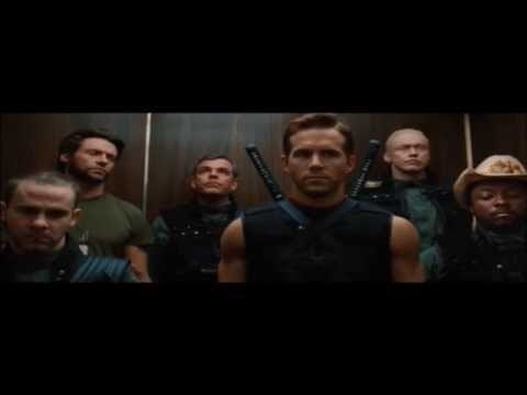Deadpool - Best Parts (X-Men Origins: Wolverine)
