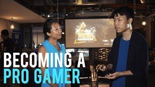 "The Hi-Talk: ""I Play 18 Hours a Day, 7 Days a Week"" | Jin Jun, Pro Gamer"