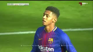 اهداف المباراة : برشلونة 1 - 1 كولتورال دوري الإسباني