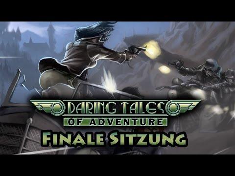 Daring Tales of Adventure - Pen & Paper - Letzte Sitzung