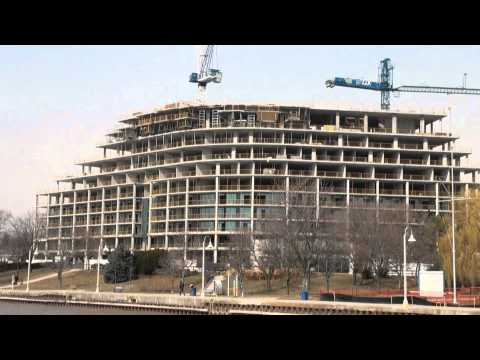 The Shores Condo Bronte, Oakville, March 17,2011 Videos