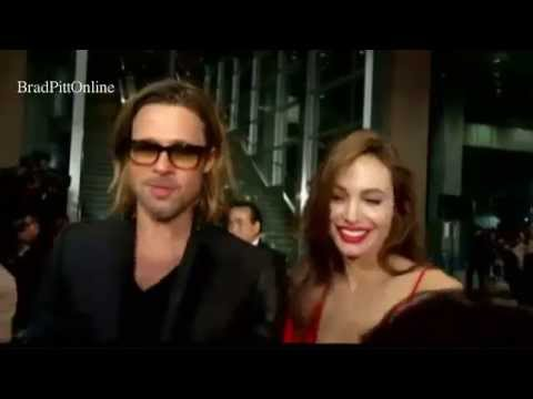 'Being Brad' to sit down talk with Brad Pitt, 2012【FULL】
