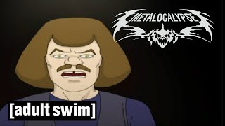 Murderface in Therapy | Metalocalypse | Adult Swim