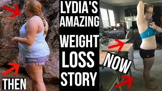 Lydia's REMARKABLE Weight Loss Story! (Battling PCOS)
