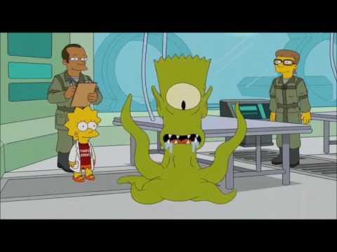 En el Na Vi  13 Los Simpson