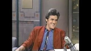 Jay Leno on Letterman, Part 2: 1984-1986