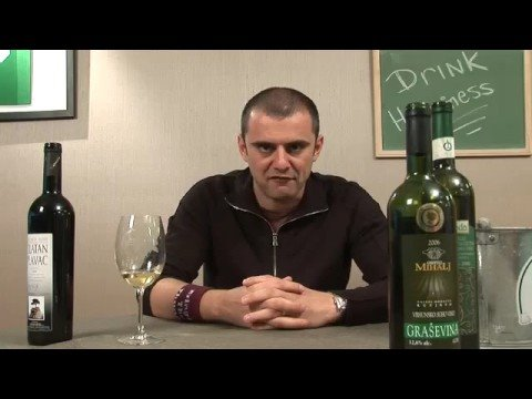 A Croatian Wine Tasting - Episode #553