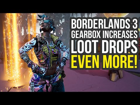 Borderlands 3 Update Increased LOOT DROPS Again, New Buff, Golden Keys & More (BL3 Update) thumbnail