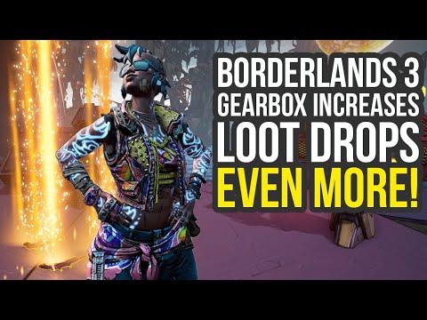 Borderlands 3 Update Increased LOOT DROPS Again, New Buff, Golden Keys & More (BL3 Update) thumbnail